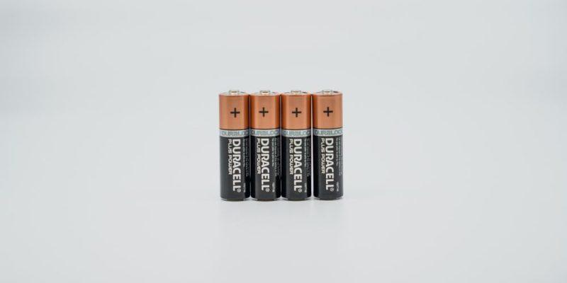 Stort utvalg av batterier online